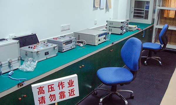 电学仪器校准图片